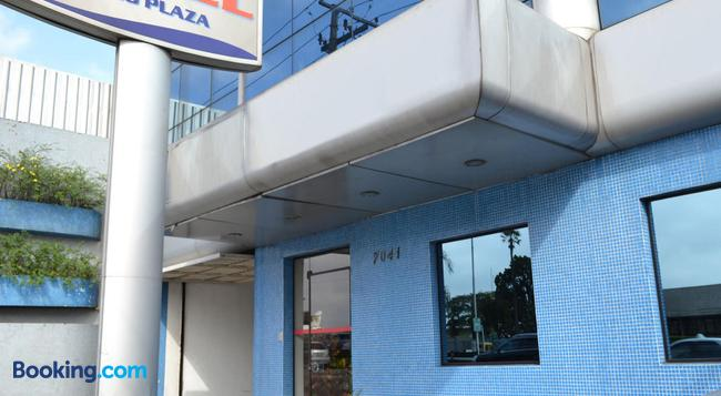 Aero Plaza Hotel - 상파울루 - 건물