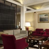 데이 보르고그노니 호텔 로마 Lobby View