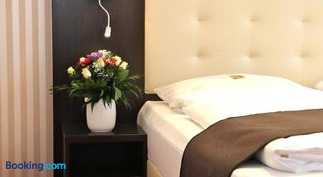 Hotel Herbst Berlin - 베를린 - 침실