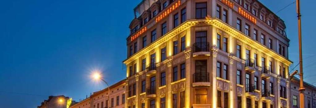 파노라마 르비브 호텔 - 리보프 - 건물