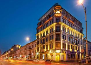 파노라마 르비브 호텔