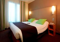 호텔 캉파닐 파리 14 메인 몽파르나즈 - 파리 - 침실