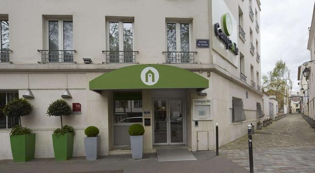 호텔 캉파닐 파리 14 메인 몽파르나즈 - 파리 - 건물
