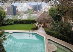 Sevilla Palace Hotel - 멕시코시티 - 수영장
