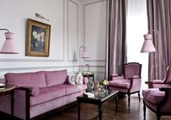 Hôtel de Sèze - 보르도 - 침실