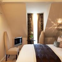 호텔 르 쁘띠 파리 Bedroom