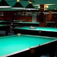 살루트 호텔 billiard