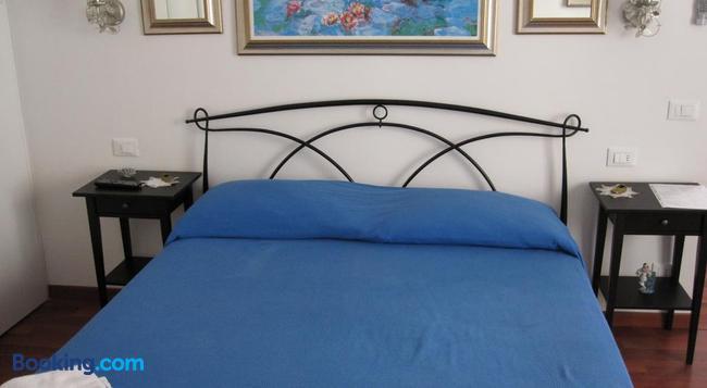 Suite Argentina - 로마 - 침실