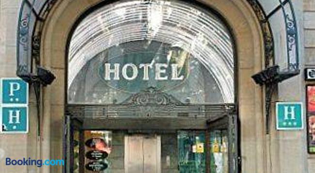 호텔 톨레다노 람블라스 - 바르셀로나 - 건물