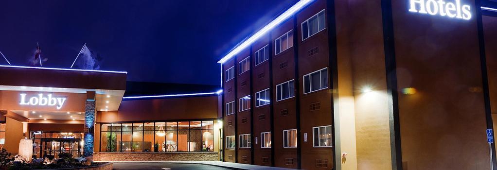Coast Lethbridge Hotel & Conference Centre - Lethbridge - 건물