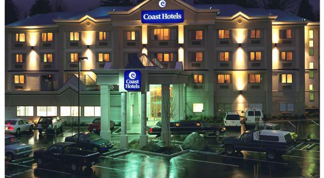 Coast Abbotsford Hotel & Suites - 애버츠퍼드 - 건물