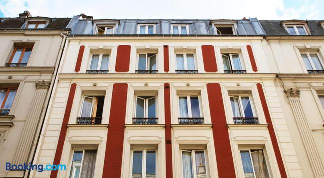 Hôtel Avenir Jonquière - 파리 - 건물