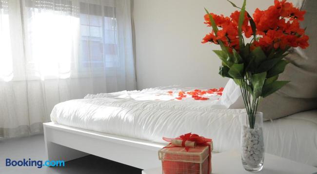 알마 마터 비앤비 - 로마 - 침실