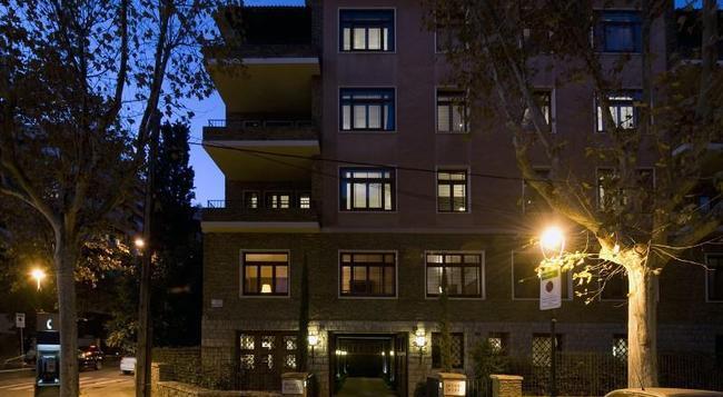 호텔 프리메로 프리메라 - 바르셀로나 - 건물