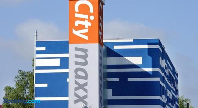 Hotel Citymaxx - 로스토크 - 건물