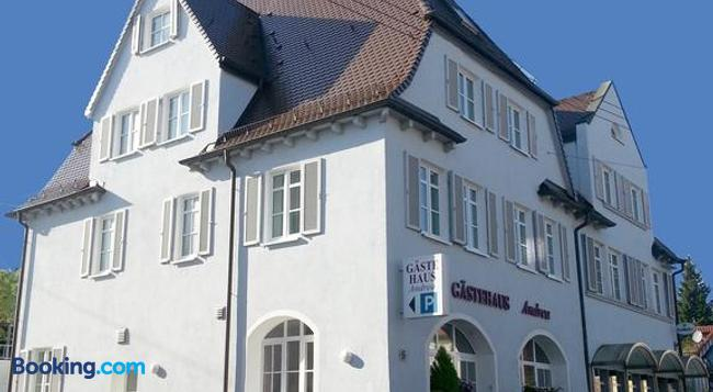 Gästehaus Andrea - 슈투트가르트 - 건물