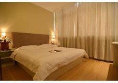 Super 8 Hotel Beijing Lai Guang Ying - 베이징 - 침실