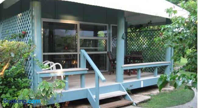 Sunhaven Beach Bungalows - Rarotonga - 건물