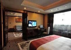 창사 킹푼 인터내셔널 호텔 - 창사 - 침실