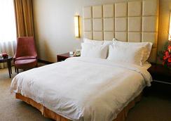 베스트웨스턴 푸저우 포츈 호텔 - 푸저우 - 침실
