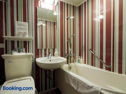 호텔 몬토레 한조몬 - 도쿄 - 욕실