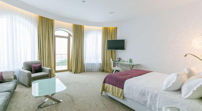 Panorama De Luxe - 오데사 - 침실