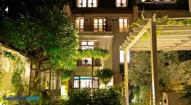Villa du Square, Luxury Guest House - 파리 - 건물