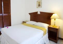 캄 호텔 - 말레 - 침실