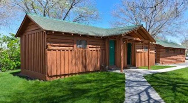 Buffalo Bill Village Cabins - 코디 - 건물