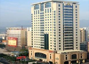 데이즈 호텔 진두 푸쩌우