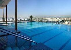 나시마 타워 호텔 아파트먼트 - 두바이 - 수영장