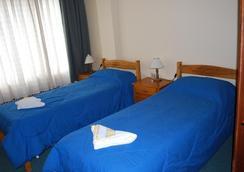 Hosteria Chalp - 우수아니아 - 침실