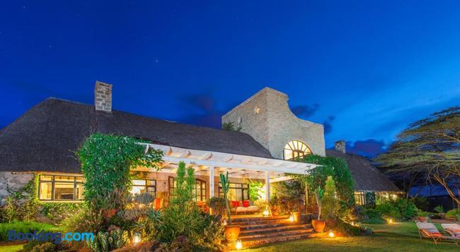 Ololo Safari Lodge - 나이로비 - 건물