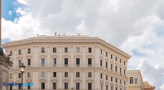 글램 SM 맛지오레 게스트 하우스 - 로마 - 건물