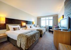 Cork International Hotel - 코크 - 침실
