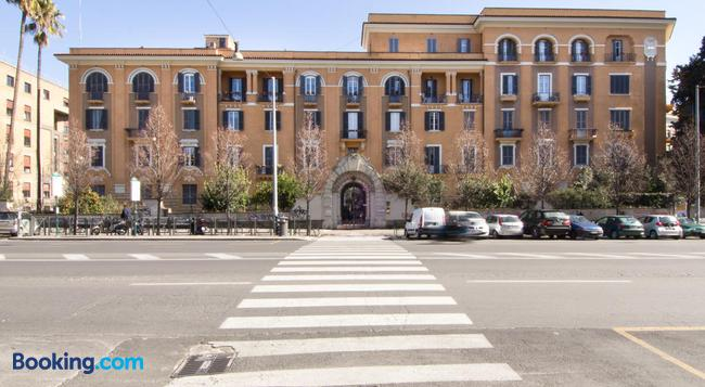 알렉스 플레이스 - 로마 - 건물