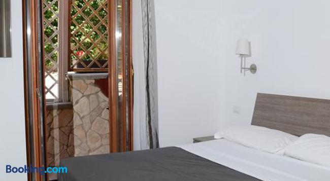 Giardino Eden B&B - 나폴리 - 침실
