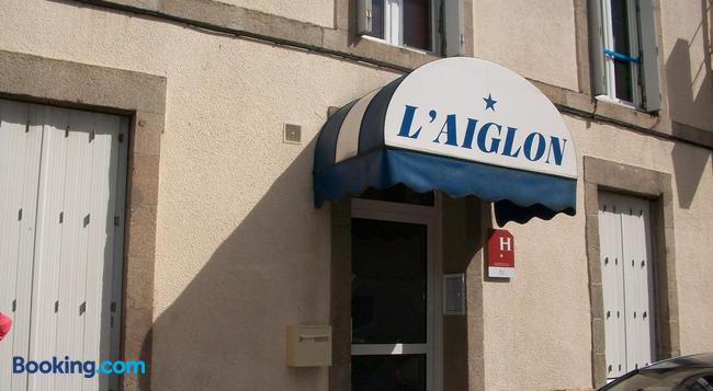 Hotel l'Aiglon - 리모주 - 건물
