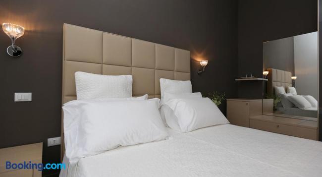 Residenza Crescenzio - 로마 - 침실