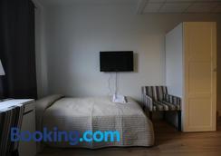 100 아이슬란드 호텔 - 레이캬비크 - 침실