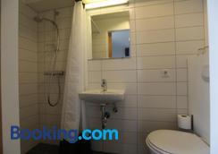 100 아이슬란드 호텔 - 레이캬비크 - 욕실
