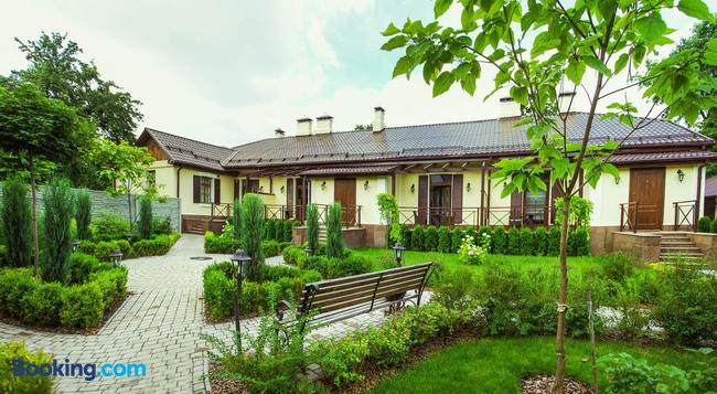 Petrani Central - 키예프 - 건물