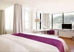 Rio Amazonas Hotel - 키토 - 침실