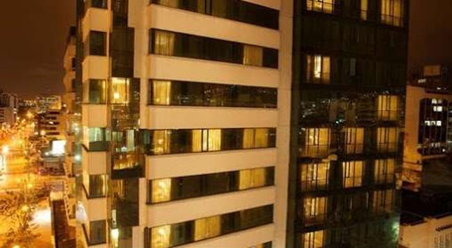 Rio Amazonas Hotel - 키토 - 건물