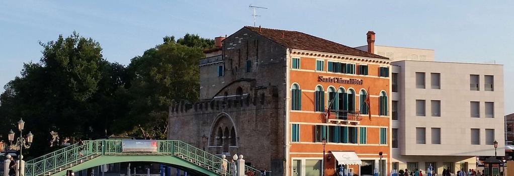 호텔 산타 키아라 & 레지덴자 파리시 - 베네치아 - 건물