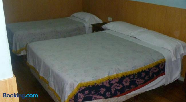 Hotel San Martin - 부에노스아이레스 - 침실