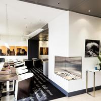 Best Western ARThotel Dining Area