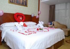 비엔나 호텔 산토우 익지비션 센터 브랜치 - Shantou - 침실