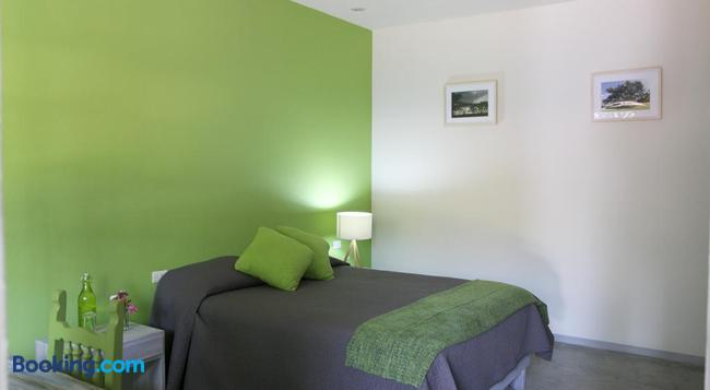 La Betulia Bed And Breakfast - 와하카 - 침실