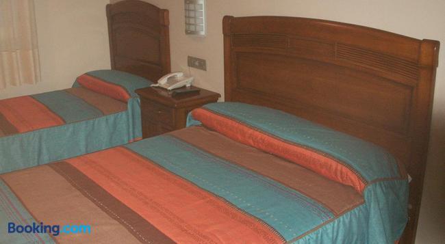 Hostal La Nava - 마드리드 - 침실